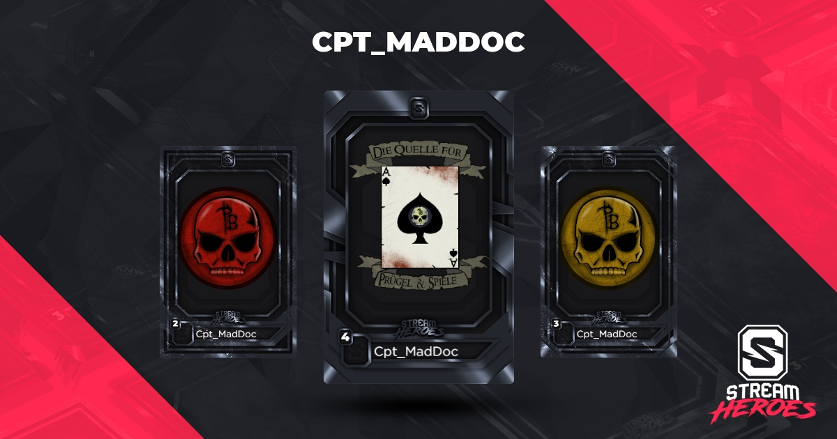 Cpt_MadDoc - StreamHeroes